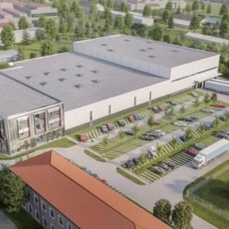 Производствена сграда на Телетек Електроникс